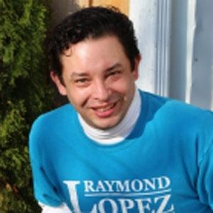 Raymond Lopez (via electlopez.com)