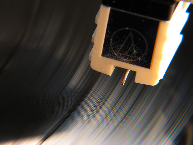 Record Player (Flickr/Great Beyond)