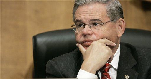 New Jersey U.S. Sen. Robert Menendez (AP/file)
