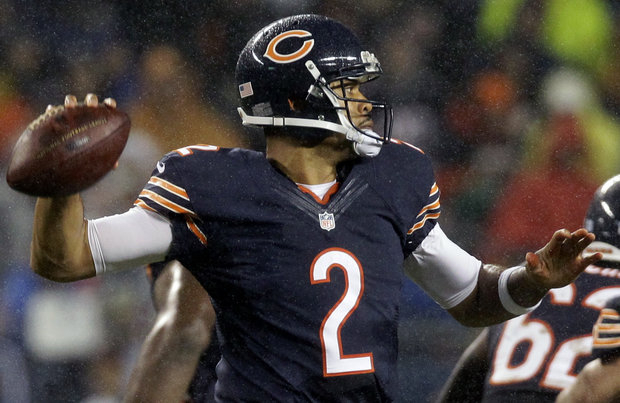 Jason Campbell pressed into the starting role. (AP Photo/Nam Y. Huh)