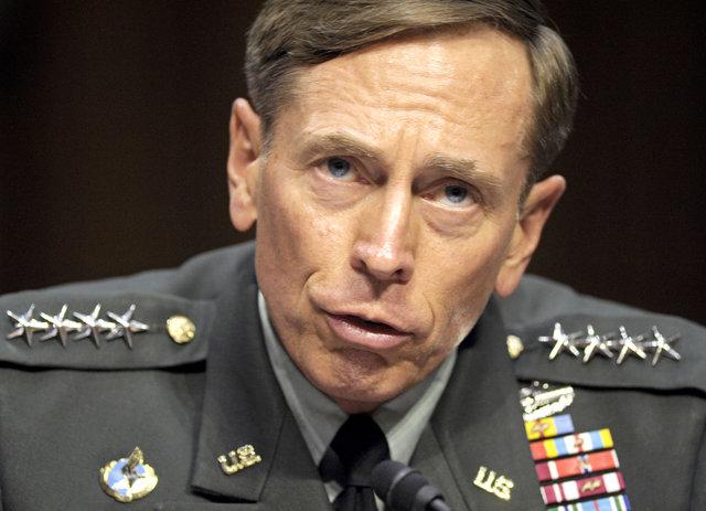 Should David Petraeus lose his position in light of recent scandal? (AP Photo/Cliff Owen, File)