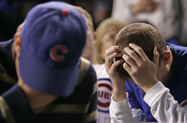 Chicago fans will have a tough summer with hockey done. (AP Photo/Nam Y.Huh)