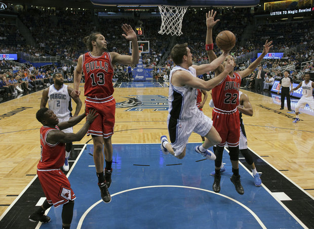 Bulls need to stay healthy for the playoffs. (AP/File)