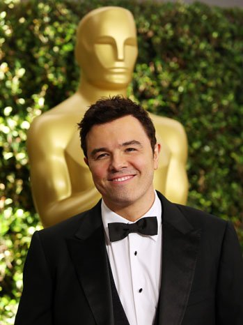 """""""Family Guy"""" creator Seth MacFarlane will host the 85th annual Academy Awards tonight at 7:30 p.m. on ABC. (The Hollywood Reporter)"""