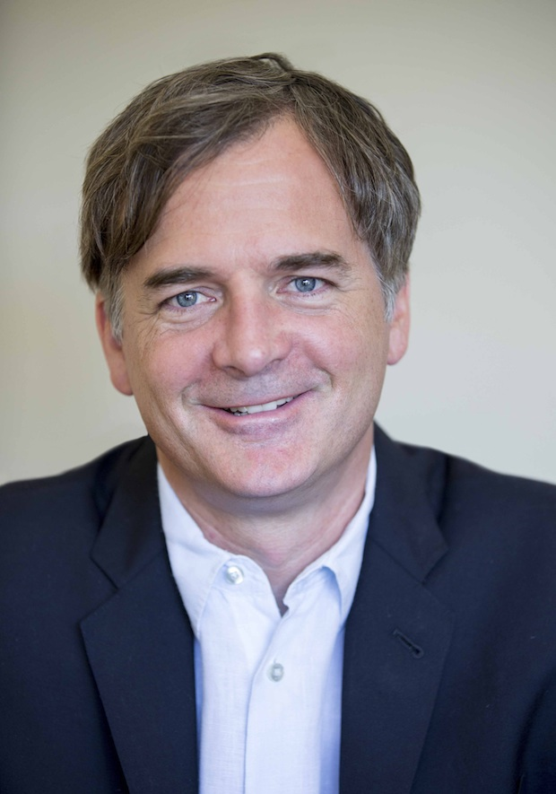 Author Stephen Rodrick (Jeff Minton)