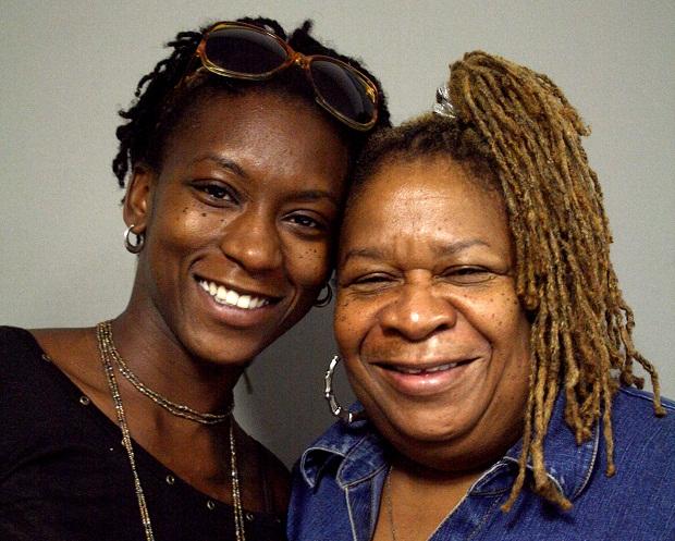 Aisha Truss-Miller and Doris Truss (Photo by StoryCorps)