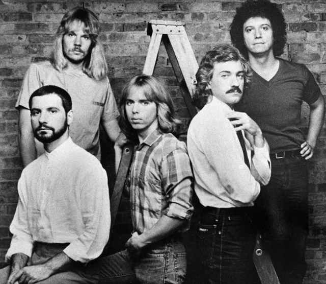 Styx was one of the last Chicago bands of their era to have a hit single break on local radio. (AP)