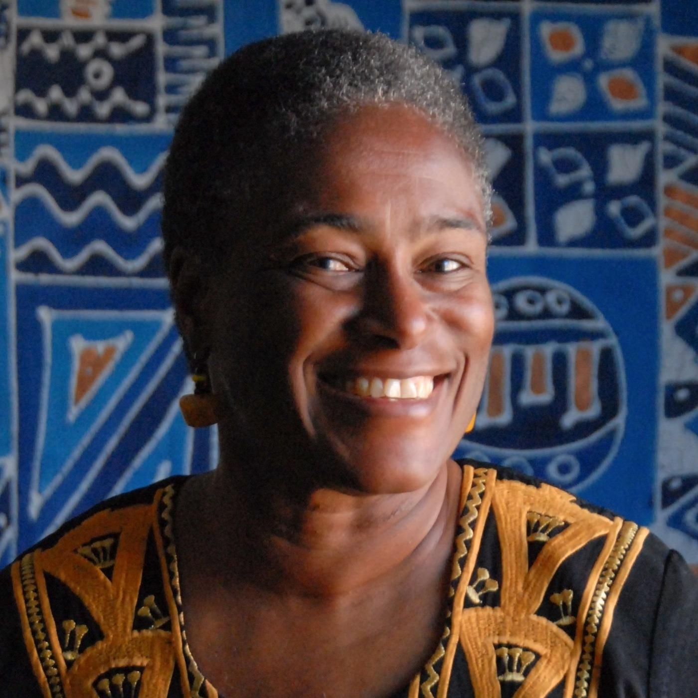 Sonja Williams, media professor at Howard University. (Justin Knight/Courtesy of Sonja Williams)