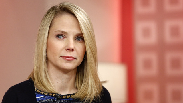 Marissa Mayer, president and CEO of Yahoo, has banned her employees from working at-home. Is her decision justified or completely unfair to working mothers? (AP)