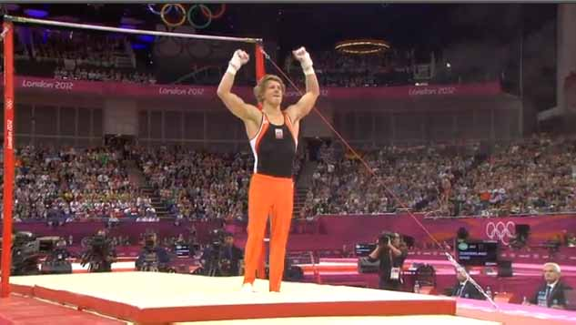 Epke Zonderland of the Netherlands