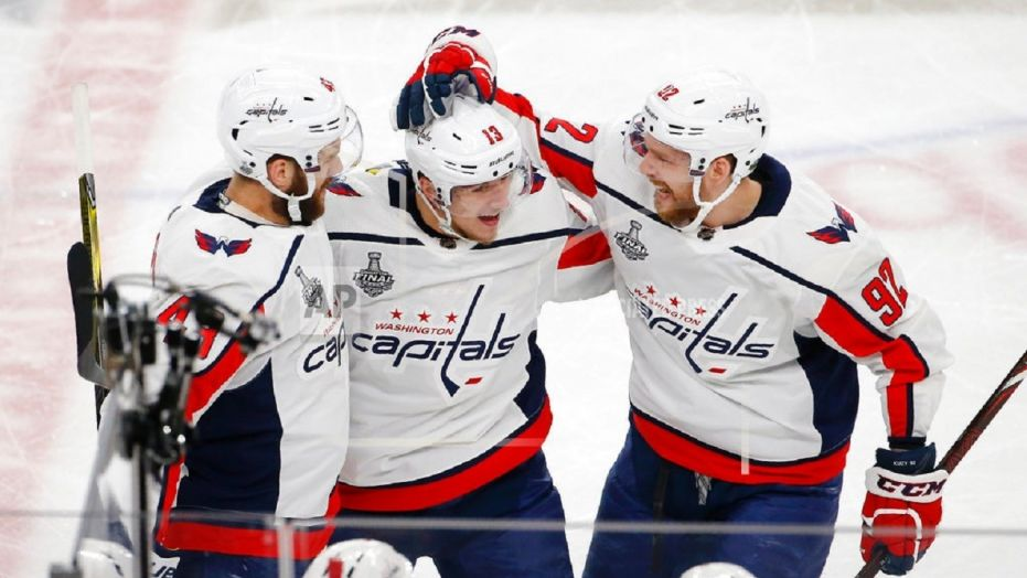 3fc9cbf8ceb Washington Capitals Win First Stanley Cup - WBOC Sports