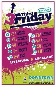 3rd Friday