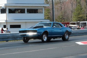 6 TJ Hudson Blue Diamond Camaro