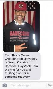 Caaan Cropper, USC
