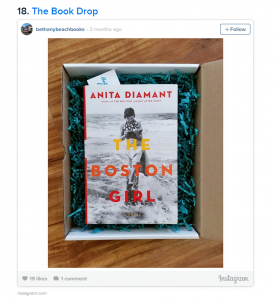 Bethany Beach Books' 'The Book Drop' On Buzzfeed