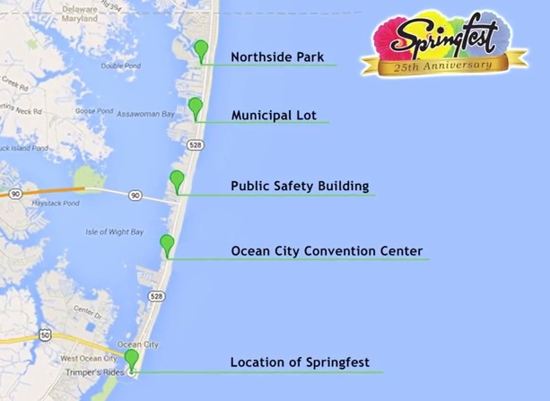 Parking for Springfest   Friday  May 8  2015   YouTube