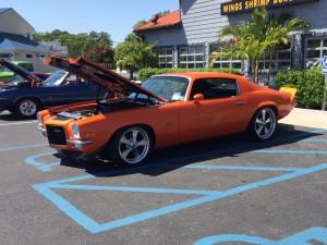 Crab Alley Ocean City Md Car Show