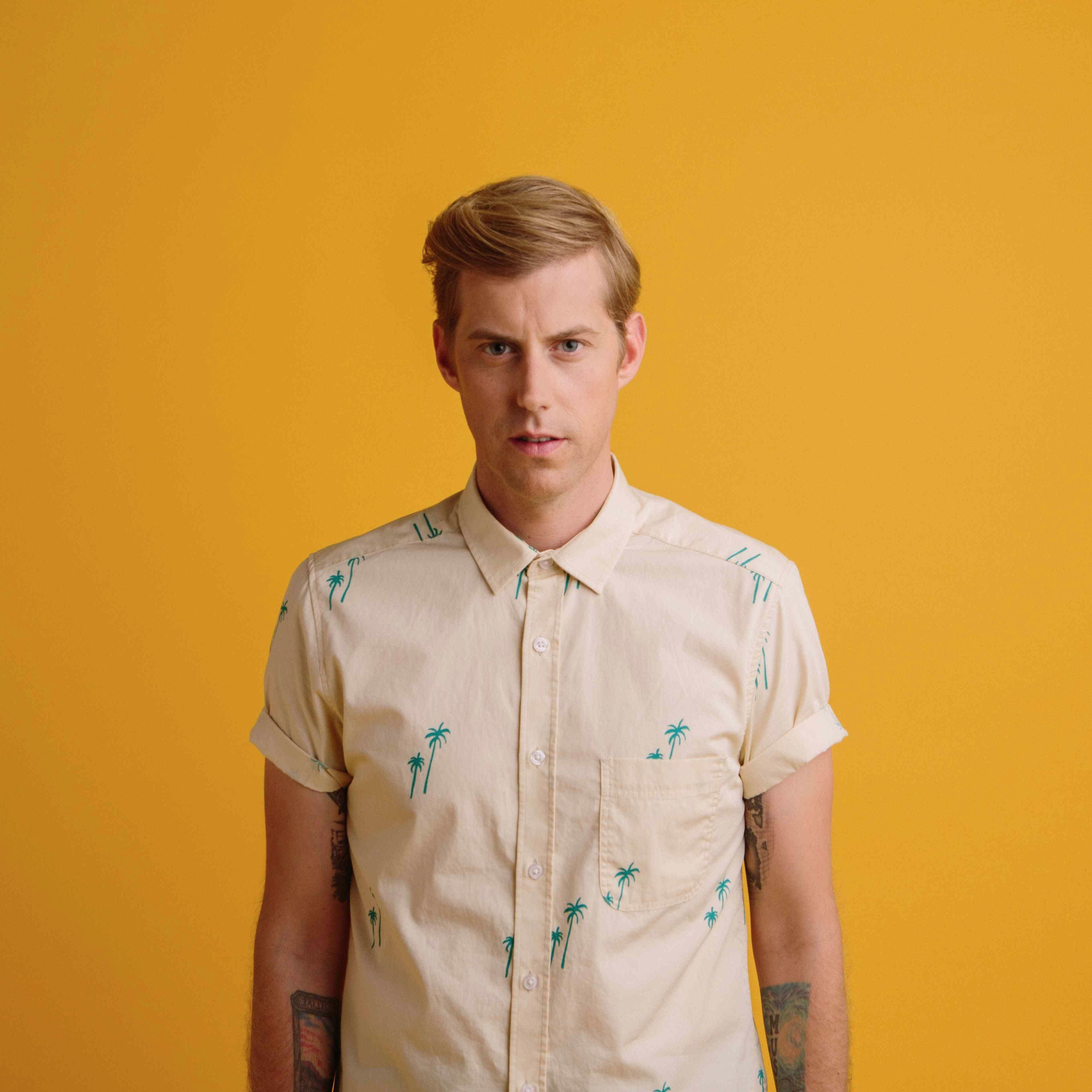 Andrew McMahon (Photo: Andrew McMahon)
