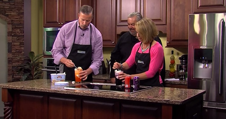 Ice Cream Floats with Chef Mike Smith from Casa Di Pizza   YouTube