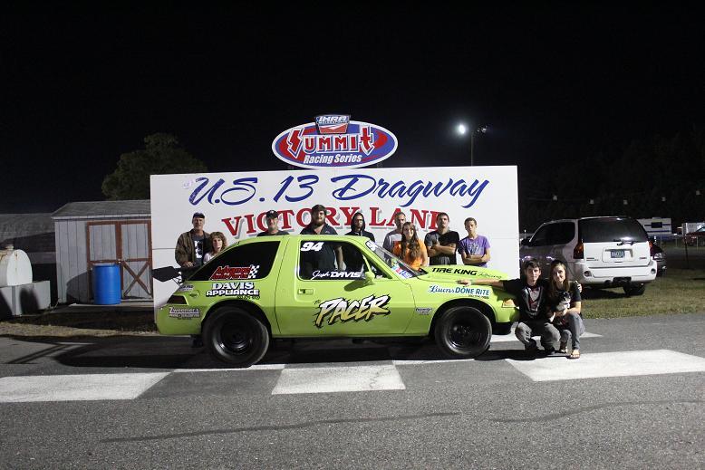 Winner: Josh Davis Photo Credit: Stephanie Dennis