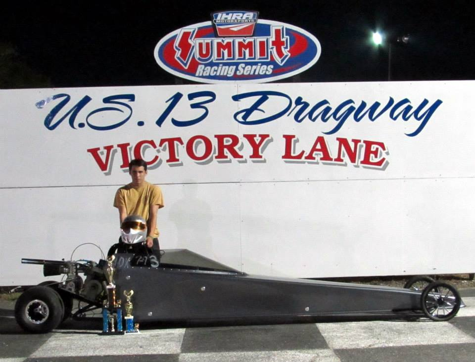 Winner: Tyler Powell Photo Credit: Carolyn Parsons