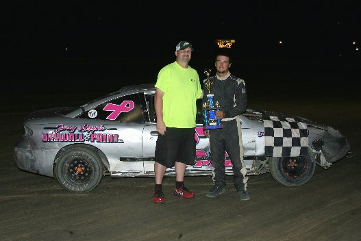 Jay Sipple Delmarva Chargers Winner