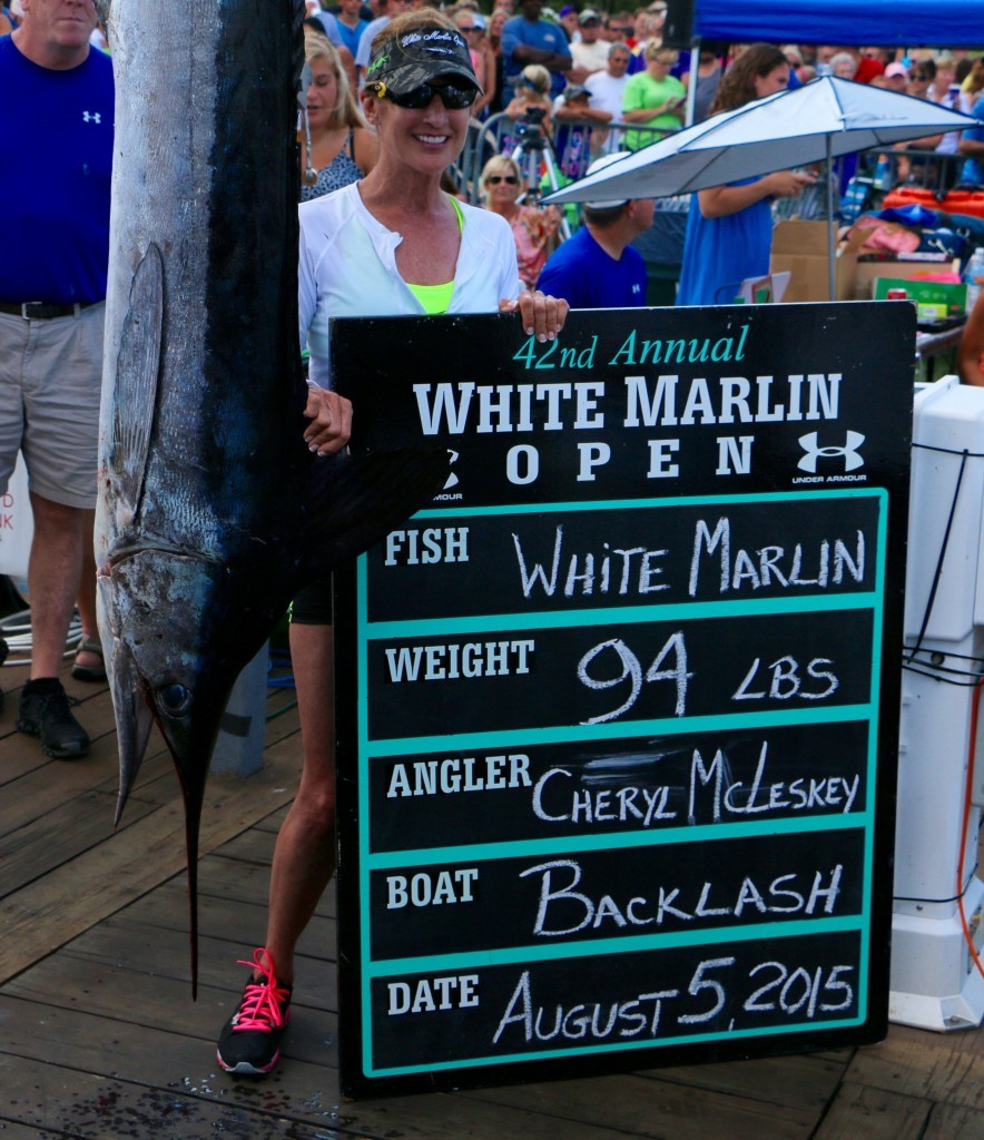 White Marlin Open, Ocean City's Largest Fishing Tournament
