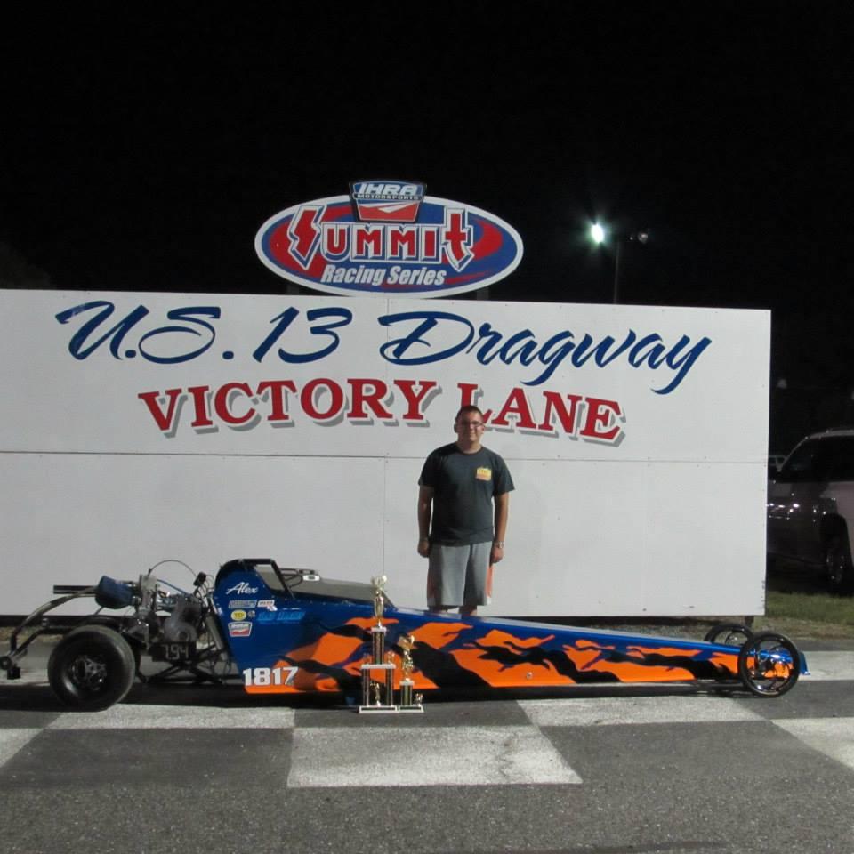 Winner: Alex Bradford Photo Credit: Carolyn Parsons