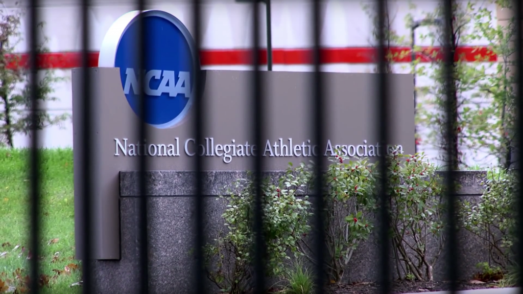 Business of Amateurs-NCAA