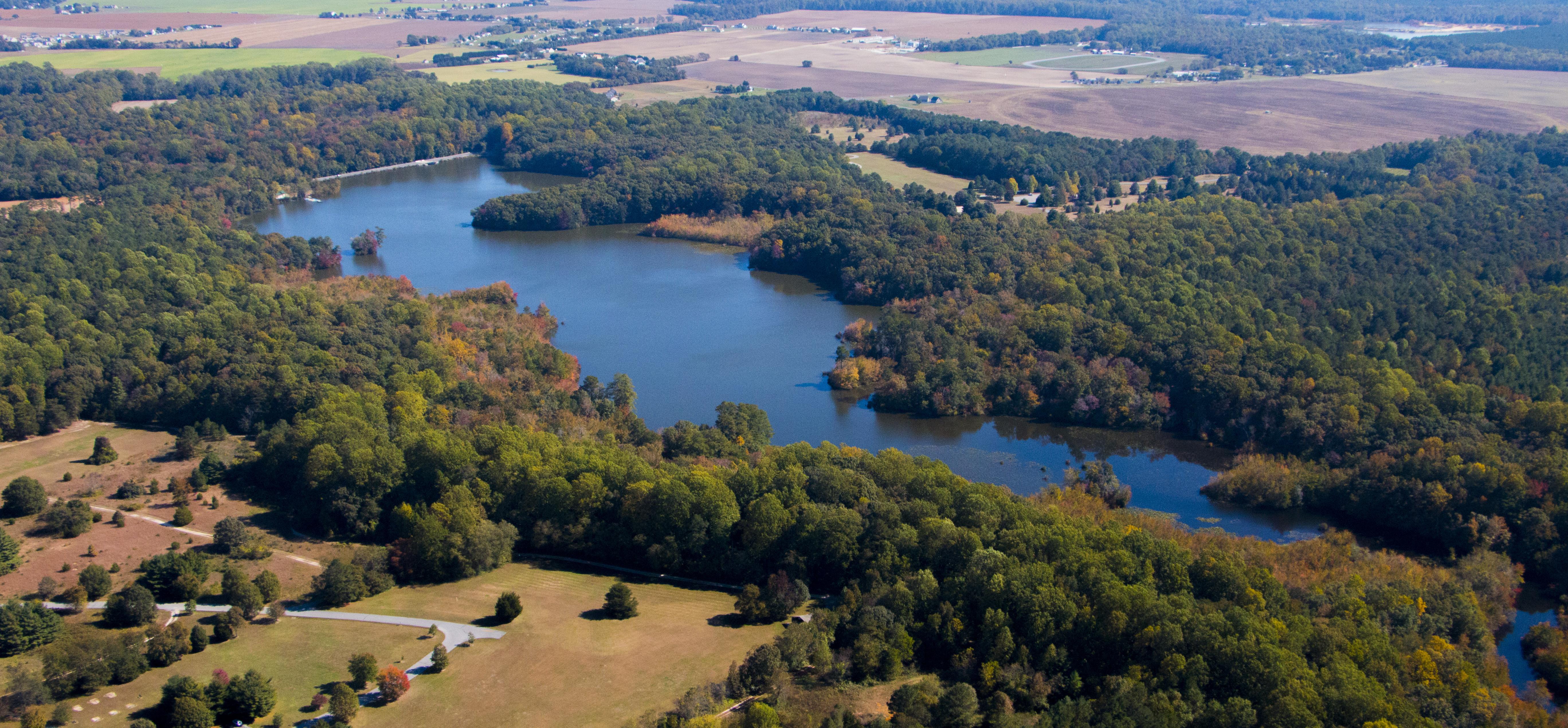 Killens Pond State Park, Felton, Del.