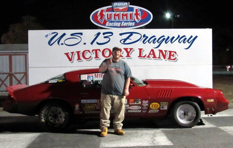 Winner: Ryan Groton