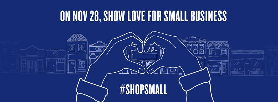 (Photo: Small Business Saturday)