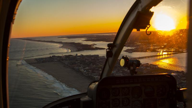 Ocean City with Chopper