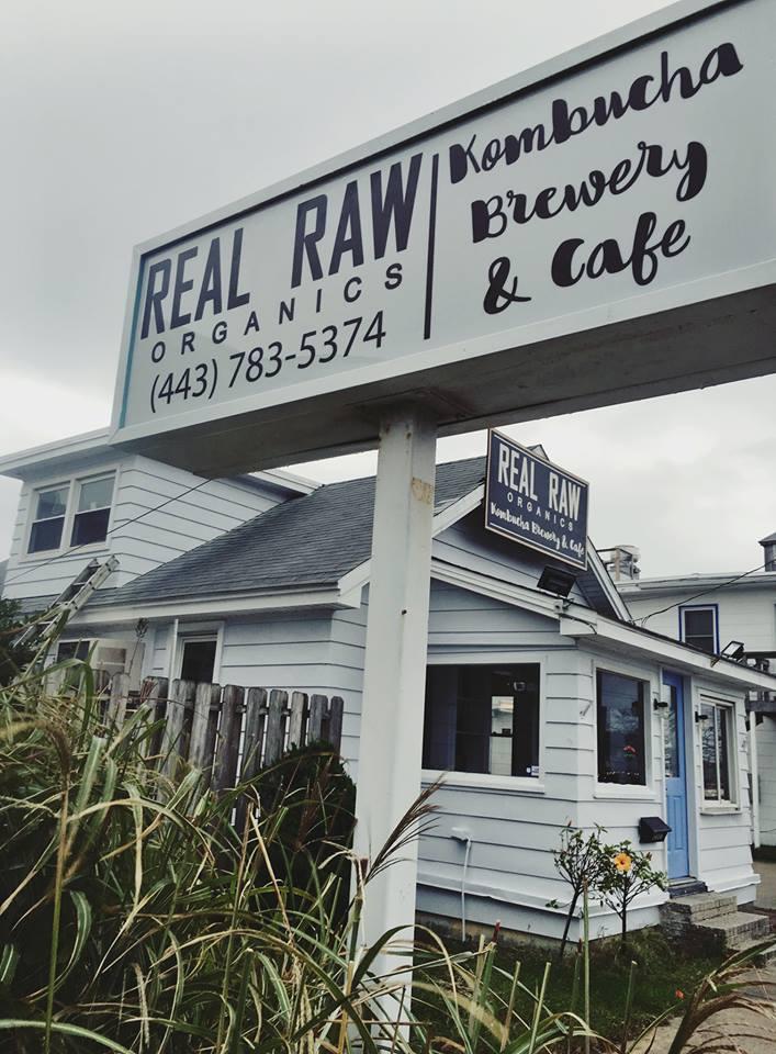 Photo Credit: Real Raw Organics Kombucha Brewery & Cafe