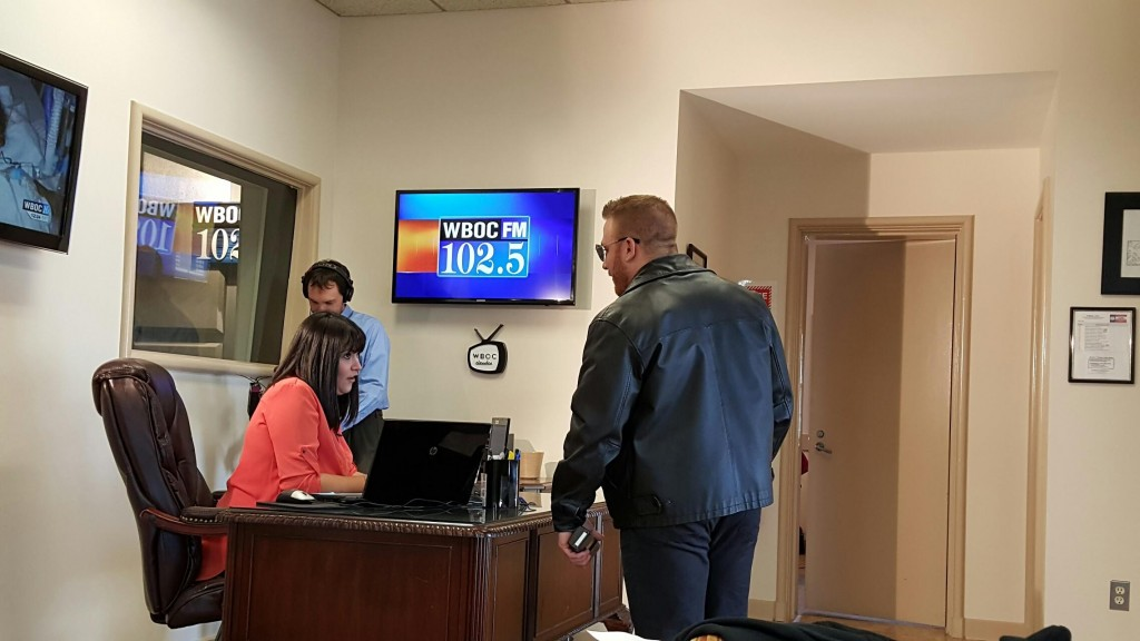 WBOC 102 5 Talks About $50K Giveaway During First-Ever Super
