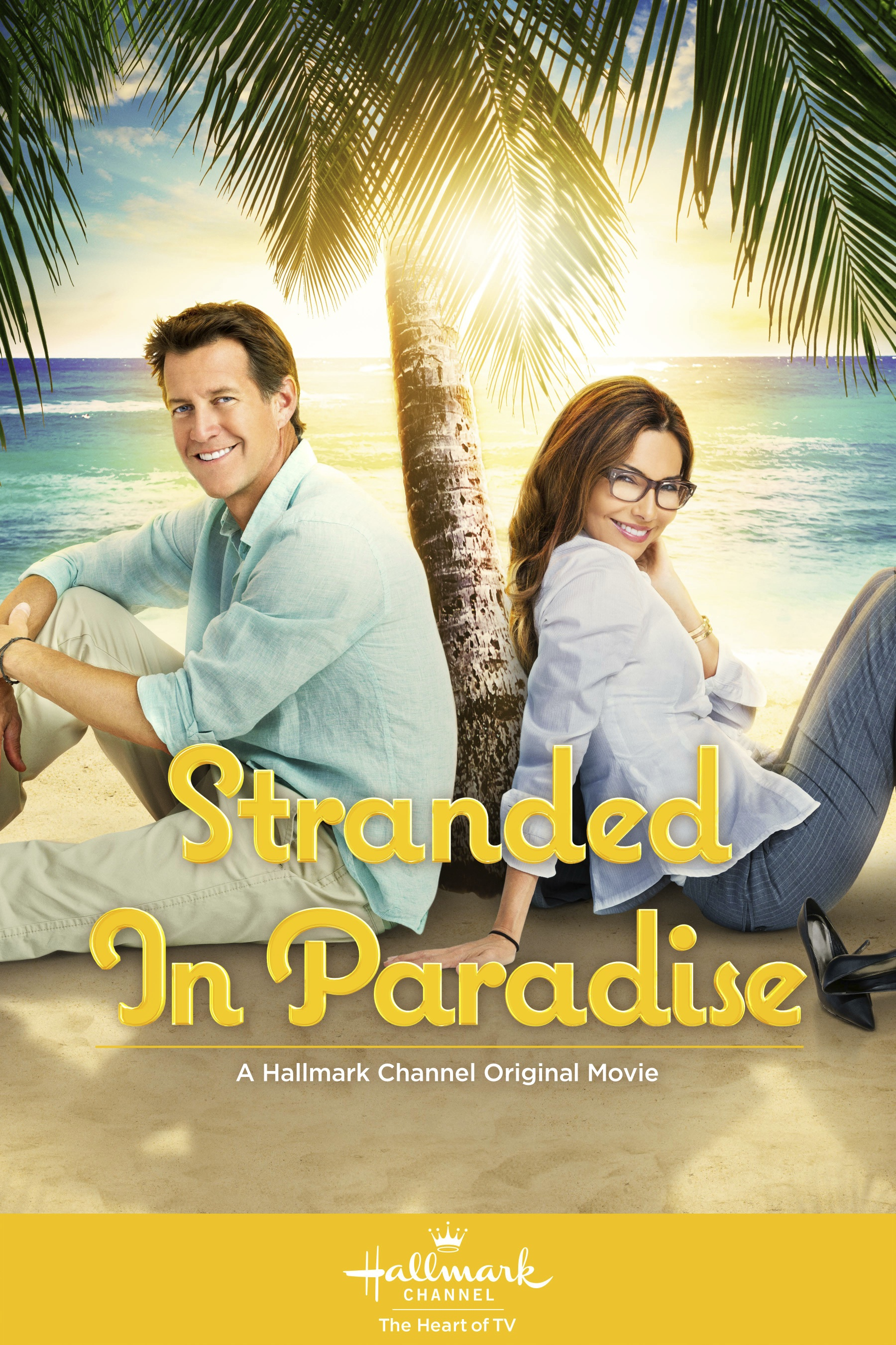 Screening of Stranded in Paradise, a Hallmark Channel