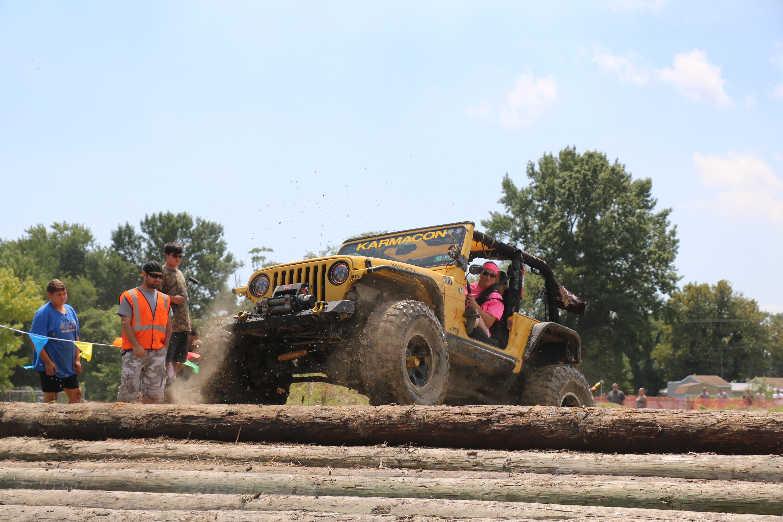 Ocean City Jeep Week >> 75 Years Of Jeeps Displayed At Ocean City Jeep Week