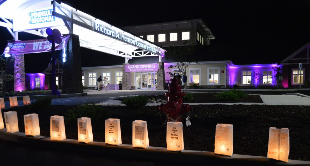 cancer Dick research center stevenson