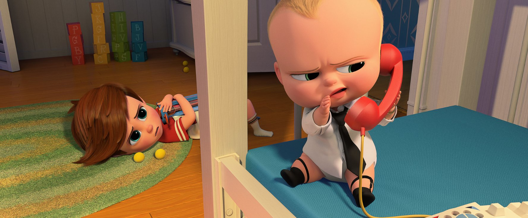 Vod Review The Boss Baby Oscar Nominee Delmarvalife
