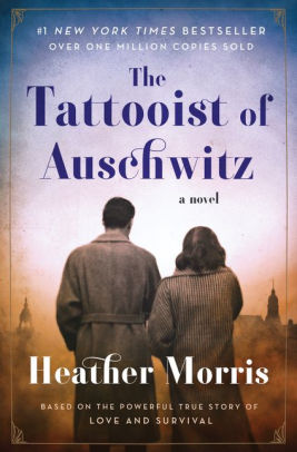 Book Club – The Tattooist of Auschwitz by Heather Morris