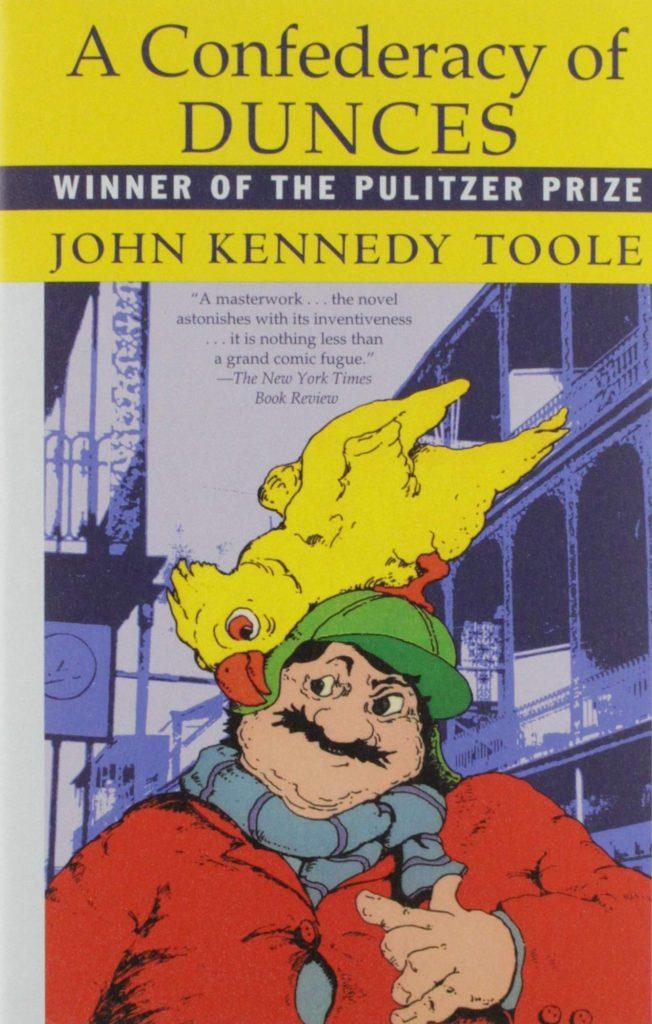 Book Club – A Confederacy of Dunces by John Kennedy Toole
