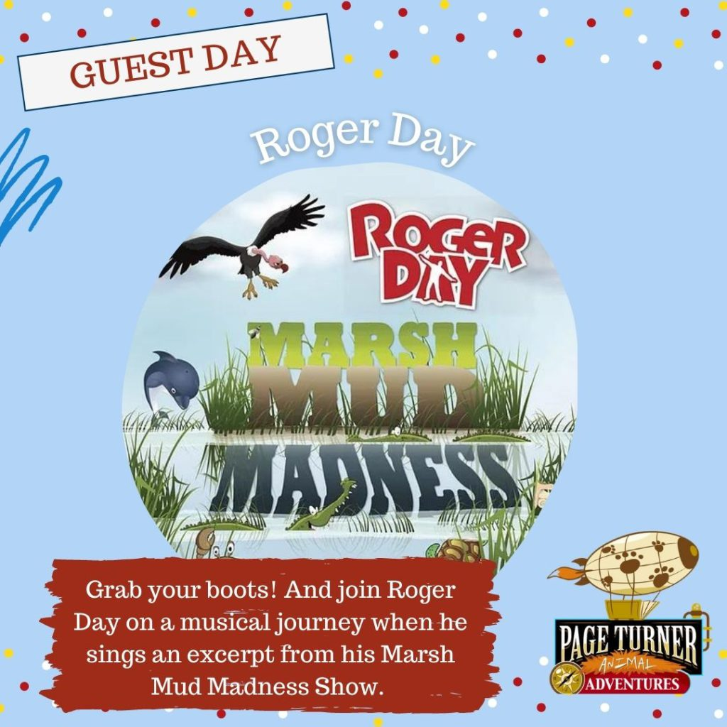 Virtual Guest Performer – Roger Day