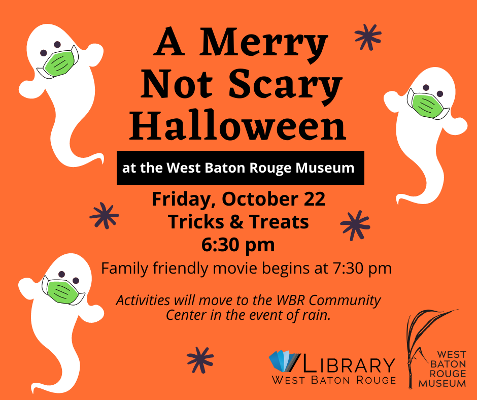 A Merry Not Scary Halloween at the WBR Museum