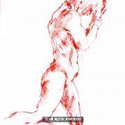A2 size original drawing gsk 042