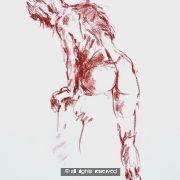 A2 size original drawing gsk 047