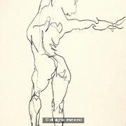 Razzmatazz A2 size original drawing No.29