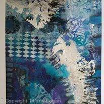 Mixed media Abstract workshop