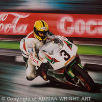 'ONE FOR THE ROAD'  JOEY DUNLOP  MBE.  OBE.,