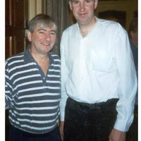 JOEY DUNLOP WITH ADRIAN