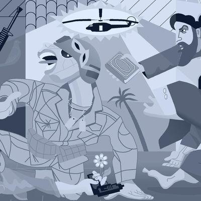 Baghdad after Guernica